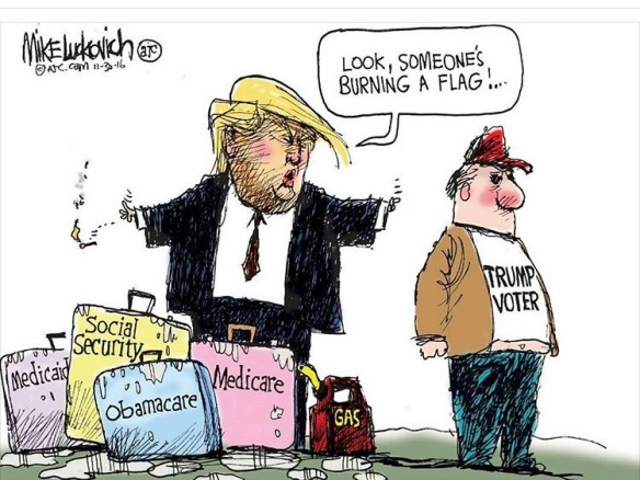 Mike Luckovich - Atlanta Journal Constitution